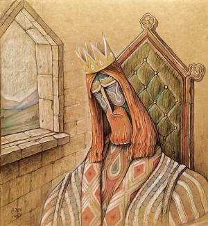The King was impressed  Aref Niazi