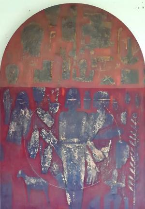 Untitled five  davar yosefi