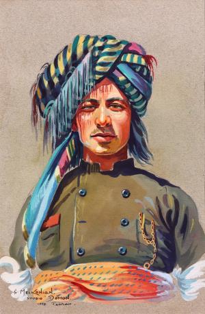 Untitled  Sirak Melkonian