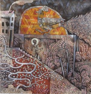 Untitled  Kamal Tabatabaie