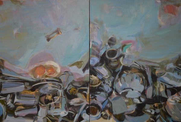 Works Of Art  Mostafa  Soltani