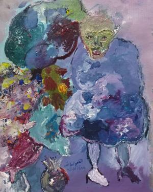 Works Of Art Hiva Moazed