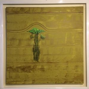 Lonely tree  Hasan Saleh Riahi