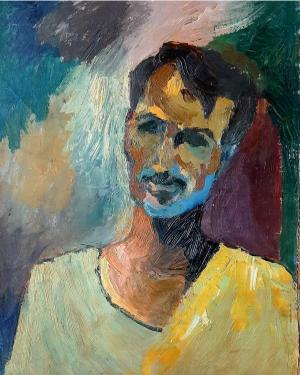 portrait  javad saba