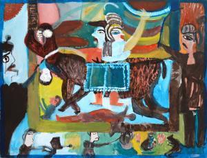 Untitled  Mokarameh Ghanbari