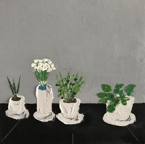 flowerpots  Arbi Keshishian
