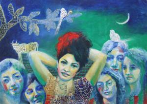 untitled one four  maryam rangamiz