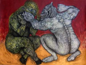 life of demons  Hamid Fam