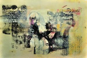 white panic2  Mohammad Saberi