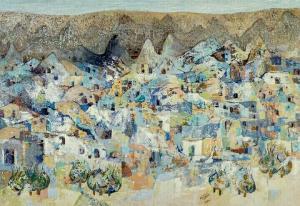 Kanduvan village  yaghoub moshfeghi far