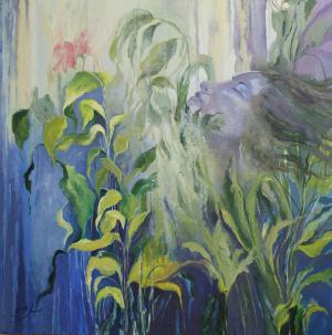 Green dream  Mina Ghavidel