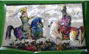 Untitled 5  Morad Fattahi