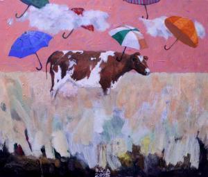 cow  bahman kiani azad