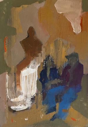 Untitled 3  Marzieh mirjafari