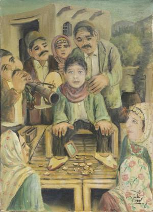 Untitled  Mahmoud Zanganeh