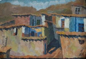 From the collection of villages in Kurdistan  sirvan kanani
