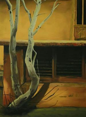 Untitled One  Samira Golshan