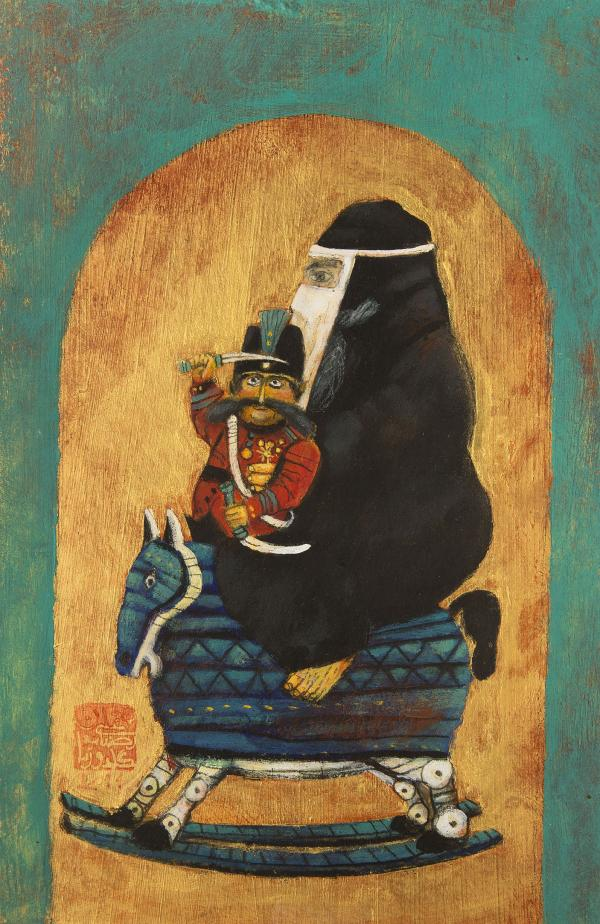 Works Of Art alireza goldoozian