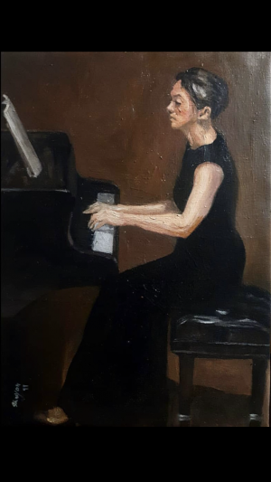 Pianist   Shayan  Ostovar