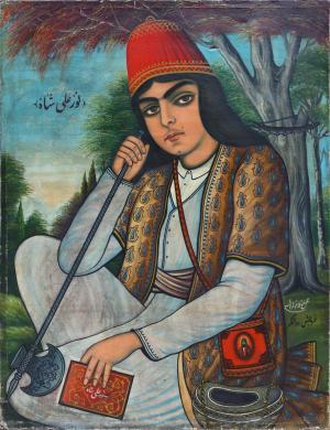 Nourali Shah  Fatollah Ghoollar Aghasi