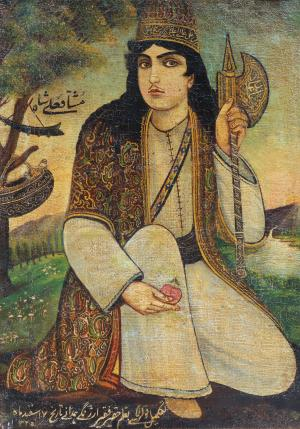 Moshtaqali Shah   Arjhangi Hamedani