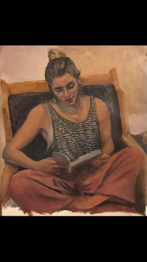 Reader  Shayan  Ostovar