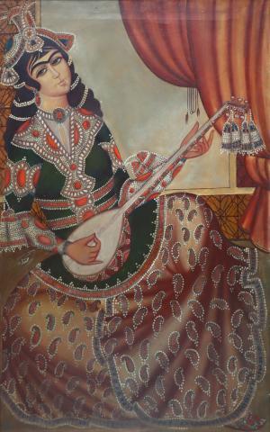 Untitled  Jaafar Lashgari