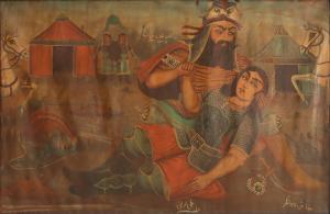 Sohrab was killed by Rostam   Aliakbar Lorni