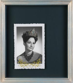 Keep Calm  I am Queen 11  Nazli Abbaspour