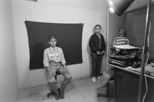 زندان کودکان کانون اصلاح و تربیت از ساسان مویدی