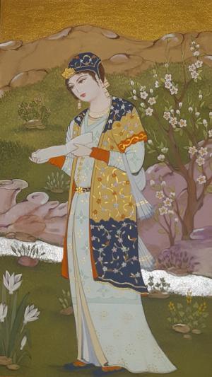 shirin  Sonia Ramezany
